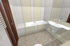 3D-Дизайн квартиры, пр-т Коптюга 15, 3-ком, фото №4