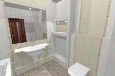3D-Дизайн квартиры, пр-т Коптюга 15, 3-ком, фото №5