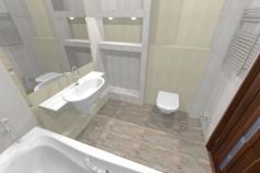 3D-Дизайн квартиры, пр-т Коптюга 15, 3-ком, фото №6