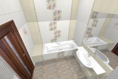 3D-Дизайн квартиры, пр-т Коптюга 15, 3-ком, фото №12
