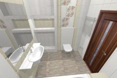 3D-Дизайн квартиры, пр-т Коптюга 15, 3-ком, фото №14
