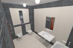 3D-Дизайн квартиры, пр-т. Коптюга 7, 3-ком, фото №3