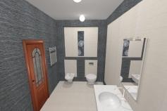 3D-Дизайн квартиры, пр-т. Коптюга 7, 3-ком, фото №1