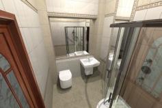 3D-Дизайн квартиры, пр-т. Коптюга 7, 4-ком, фото №1