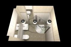 3D-Дизайн квартиры, пр-т. Коптюга 7, 4-ком, фото №2