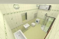 3D-Дизайн квартиры, пр-т. Коптюга 7, 4-ком, фото №4