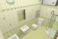 3D-Дизайн квартиры, пр-т. Коптюга 7, 4-ком, фото №5