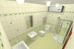 3D-Дизайн квартиры, пр-т. Коптюга 7, 4-ком, фото №6