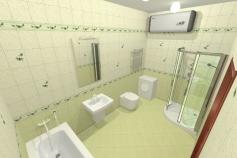 3D-Дизайн квартиры, пр-т. Коптюга 7, 4-ком, фото №9