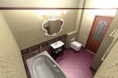 3D-Дизайн квартиры, ул. Кропоткина 116, фото №1