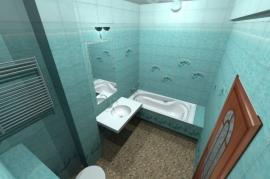 3D-Дизайн квартиры, ул. Российская 8