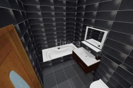 3D-Дизайн квартиры, ул. Российская 21, 1-шка
