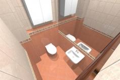 3D-Дизайн квартиры, пр-т Коптюга, 3-ком, 126 м2, фото №1