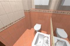 3D-Дизайн квартиры, пр-т Коптюга, 3-ком, 126 м2, фото №3