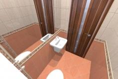 3D-Дизайн квартиры, пр-т Коптюга, 3-ком, 126 м2, фото №5