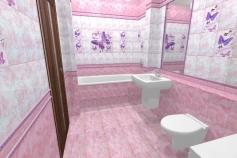3D-Дизайн квартиры, пр-т Коптюга, 3-ком, 126 м2, фото №6
